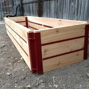"Raised Bed for 15"" Brackets"